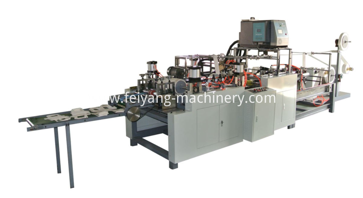 flat handle making machine 7