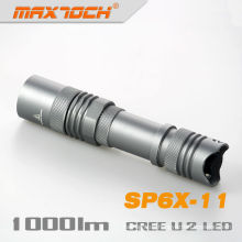 Maxtoch SP6X-11 Aircraft-Grade Cree 18650 U2 Aluminium 2013 LED Cree Clip-Licht
