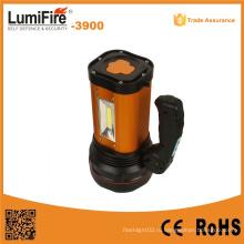 3900 Портативный прожектор Лампа USB Mobile Power Перезаряжаемый светодиодный фонарик Открытый USB светодиодный