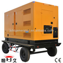 150KVA Mobile Cummins Diesel Generating Set(GF120C)