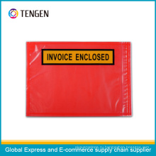 Упаковочный лист с конвертом