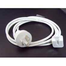 Au Apple cable de cable estándar para la estación base Airport Express Airtunefor Apple MacBook Air PRO cable de cable de extensión Magsafe cargador para 45W 60W 85W