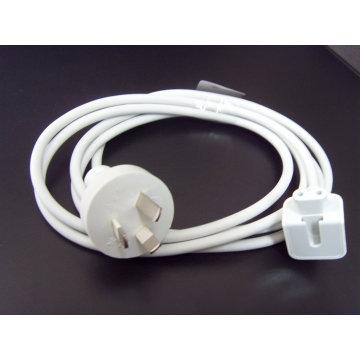 Au cabo de cabo de fio padrão da Apple para a estação base Airport Express Airtunefor Apple MacBook Air PRO Magsafe cabo de cabo de extensão do carregador para 45W 60W 85W