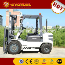 forklift with chinese xinchang c490bpg engine, 3t capacity/CE and ISO Certificate