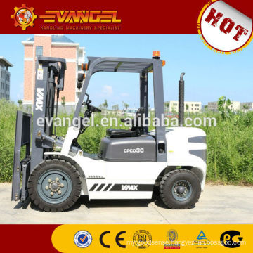 3.0Ton Vamx new diesel forklift truck with high quality and cheap price