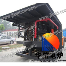Induction Melting Furnace for Copper 1.5ton