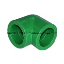 Molde de encaixe de tubulação (cotovelo 90 graus)