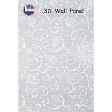 Blume 3D Wandpaneele für Hoteldekoration