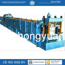 Machine de fabrication de rouleaux de panne à profil en Z