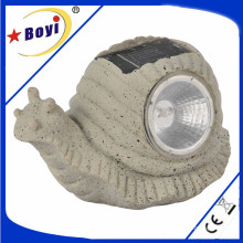 Garden Light, LED, Lamp, Solar Lamp, Animal Snail