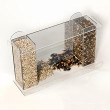 Cheap Acrylic Pet Bird Cage Box Feeder