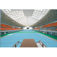 Pre-Engineered Steel Truss Roof for Swimming Pool