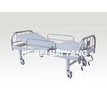 A-131 Lit d'hôpital mobile à double fonction