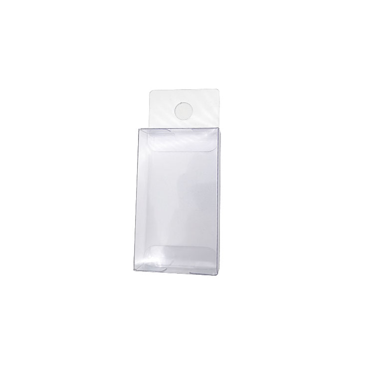 clear packaging box