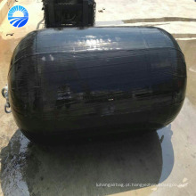 Pára-choques pneumáticos de borracha do barco para a atracação do navio