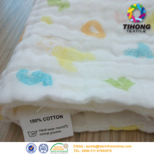Muslin Swaddle Blanket Fabric