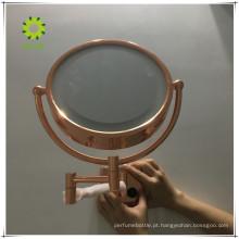 2017 novos produtos quentes espelho de maquiagem com luz LED