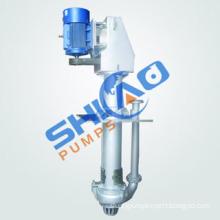 Vertical slurry pump