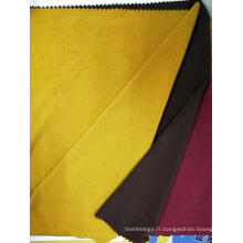 Tissu Jacquard monochromatique pour la conception Fashional