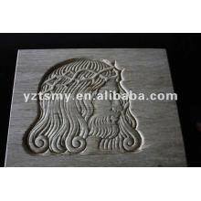 sculpture en bois