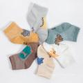 2016 heißer Verkauf guter Qualität Kinder Socken niedlicher Dinosaurier Design