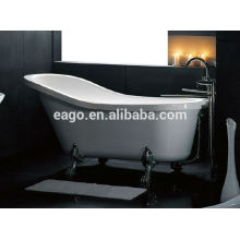 EAGO FREE-STANDING SIMPLE ACRYLIC BATHTUB GFK1700-1
