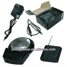 Wireless tattoo foot pedal set