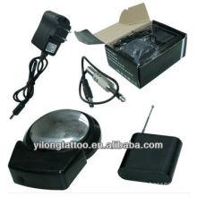 Wireless tattoo foot pedal set