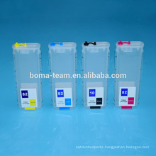 Suitable For HP 500ps 800ps Ink Cartridge With Permanent Chip 4911A(M)/4912A(Y)/4913A(Y)/4844A(BK)