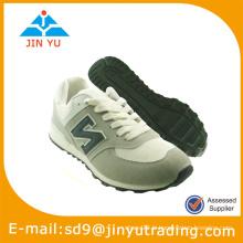 Chaussures de sport pour femme avec semelle extérieure EVA en PU Nubuck