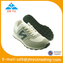 women sport shoes with PU nubuck upper EVA outsole