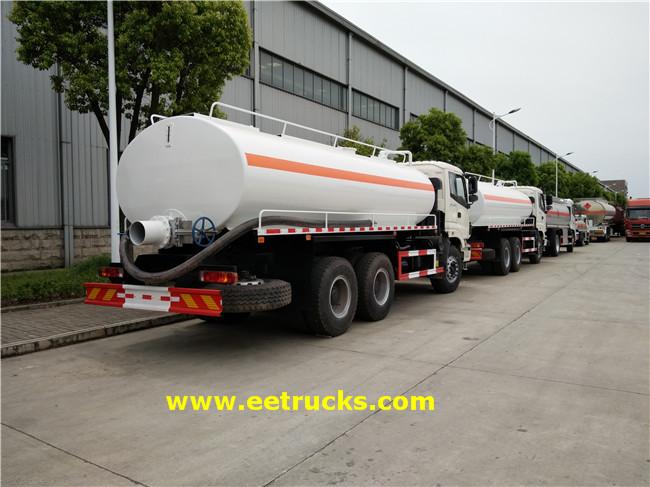 8X4 Sewage Suction Trucks