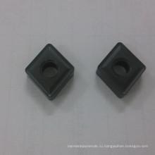 Пластина Cnmg Серии 3215 Цементированного Карбида Вставки