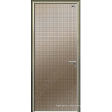 Vault Door Manufacturers, Vision Panel Doors, Walnut Veneer Doors