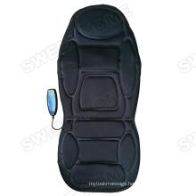 Car and Home Vibrating and Heat 5 Motors Massage Cushion