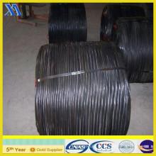 Fil de fer recuit noir de calibre 14 / fil noir (fournisseur)