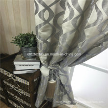 New Type of Polyester Bright Curtain