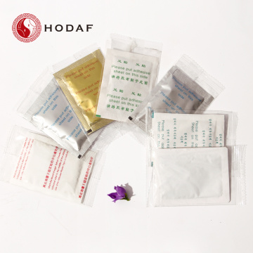 New Herbal Foot Pads Detoxification Cleansing Patches