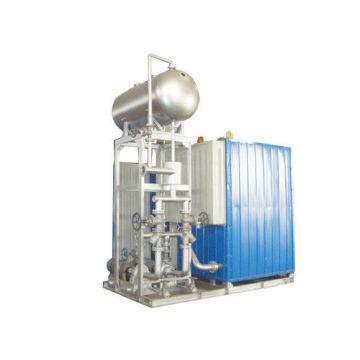 Chaudière électrique à l'huile chaude 300kw