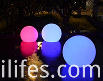 Waterproof LED ball light