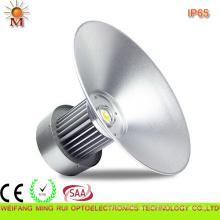 50W LED alta luz de la bahía para la fábrica