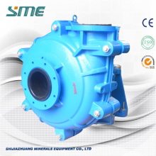 Anti-slipande gruvpump centrifugal sandslampump