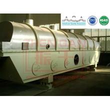 Máquina de secado ZLG Secador de lecho fluidizado vibratorio para ácido cítrico