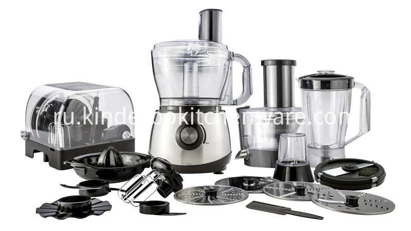 1000W 15 in 1 Multifunctional Food Processor