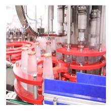 Automatic Distilled Juice Glass Bottle Filling Machine