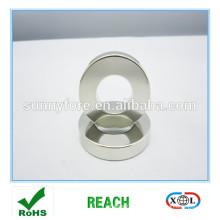 Никл покрытием N35 магнитным петух кольцо