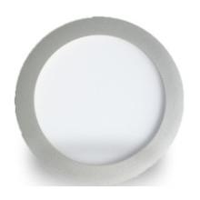 12W LED-Instrumententafel (MR-PL-R165) Silber Gehäuse