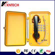 Outdoor & Weather Resistant Telefone Knsp-01t2s Von Kntech