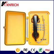 Téléphones extérieurs et résistant aux intempéries Knsp-01t2s de Kntech