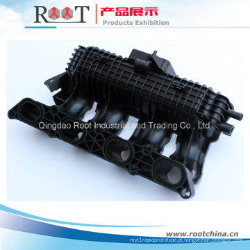 Molde de injeção de plástico de oleoduto para automóvel